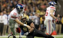 Slumping Giants Play Host to Green Bay