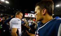 Manning and Brady on Collision Course in AFC