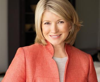 American home style expert Martha Stewart will speak at Canada Blooms on Saturday. (Canada Blooms)