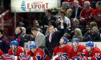 Montreal Canadiens Fire Head Coach Jacques Martin