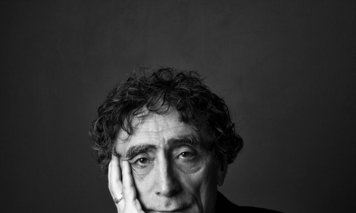 Author and physician Dr. Gabor Maté is one of the child-development experts taking part in the Child Development and Community Conference held Apr. 14-15. (Courtesy Gabor Maté)