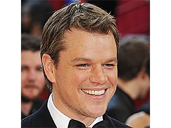 Matt Damon (Frazer Harrison/Getty Images)