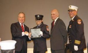 New Graduates Join Paramedics in NYC