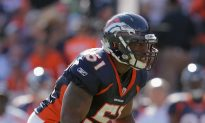Broncos' Joe May Suspended For Hit