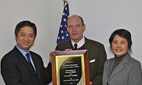 Chinese Americans Celebrate 'Human Rights Champion' Congressman