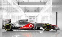 McLaren Reveals 2012 Formula One Car