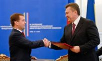 Russia's Medvedev Seals Diplomatic Ties with Official Visit to Ukraine