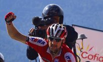 Menchov Wins Vuelta Stage 20; Contador Cracks But Keeps Red