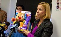 Toxic Toys Found on New York Store Shelves