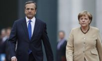 Greeks Prepare to Protest Angela Merkel's Visit to Athens