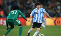 Argentina 1—0 Over Nigeria in World Cup Group B