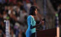 Michelle Obama Speaks at Denver DNC