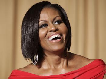 Michelle Obama (Yuri Gripas/Getty Images)
