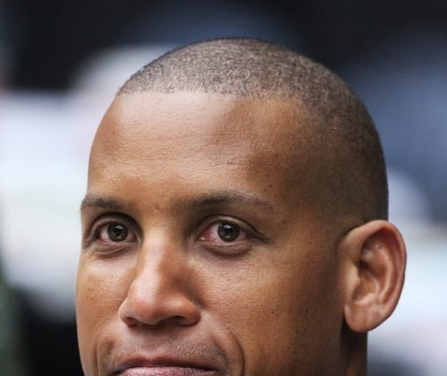 Reggie Miller was inducted to the Hall of Fame in his second year of eligibility. (Christian Petersen/Getty Images)