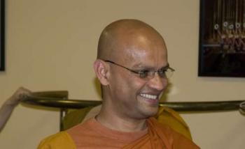 Master Buddhi (Paul Wilson-Young/The Epoch Times)