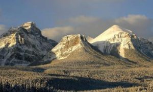 A Mountain Reflection: Behold the Illusionist