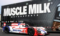 Muscle Milk's Patriotic Paint Scheme Helps High School Sports