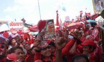 Red Shirts Rally in Bangkok