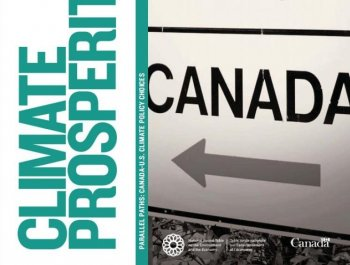 A National Round Table on the Environment and the Economy report says Canada needs to move forward with climate change reduction strategies and harmonize with the United States later. (NRTEE)