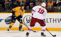 Phoenix, Nashville Clash in Atypical NHL Playoff Second Round Matchup