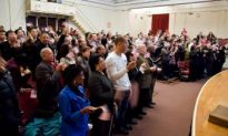 Immigration Services Welcomes 100 New Citizens