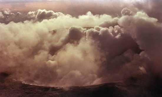 Colombian Volcano Erupts, Spewing Ash and Gas