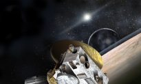 New Horizons Craft at Risk From Pluto's Moons and Potential Rings