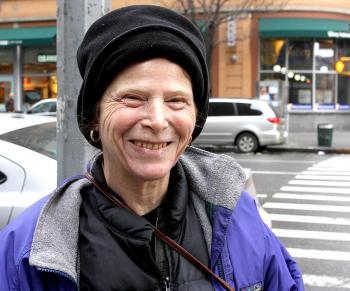 Julie Albert, Chelsea, Manhattan, New York, U.S.A.