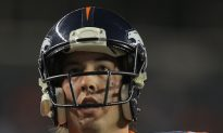 Broncos Waive Orton