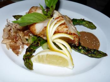 Rich, flavorful black cod (Nadia Ghattas/The Epoch Times)