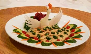 JADE TOFU: Creamy and smooth beyond imagination.  (Nadia Ghattas/The Epoch Times)