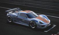 Porsche Hybrid: Hybrid Porsche 918 Makes Debut