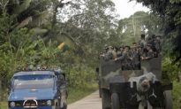 Militant Leader Killed in Philippines