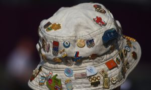 Inside the Lucrative Olympic Pin Trade