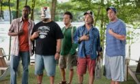 Movie Review: 'Grown Ups'