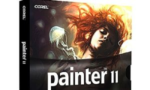 Painting and Drawing in Corel Painter 11