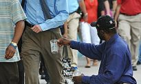 Cities Install Donation Meters for the Homeless