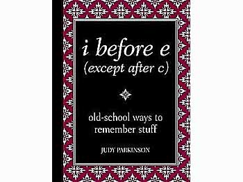 MEMORY HELPERS: Judy Parkinson's compilation of easy-to-recall mnemonics make this a nice addition to any home library. (The Reader's Digest Association, Inc.)