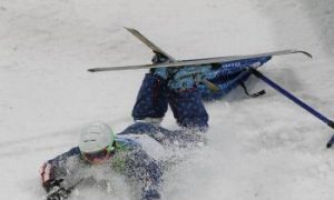 U.S. Moguls Team Deals with Triumph and Tragedy