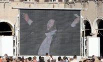 Pavarotti for Afghanistan