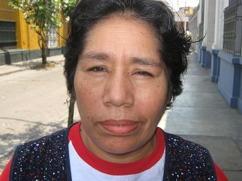 Ana Huallpa&#8212Lima, Peru (The Epoch Times)