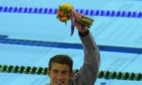 Phelps Wins Record 19th Medal