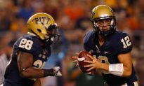 Pitt Too Strong for Rutgers
