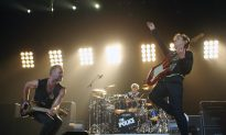 The Police Play Their Final Show in New York's Madison Square Garden