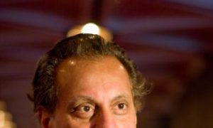 Former Poet Laureate Experiences 'sense of the divine'