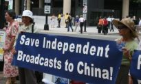Independent Satellite Broadcasts to China Suspended
