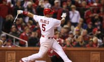 Angels Sign Pujols and C.J. Wilson