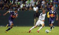 Red Bulls Shut Down Galaxy in MLS Blockbuster Match