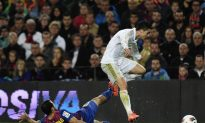 Real Madrid Edges Barcelona, Closes in on Spanish Title