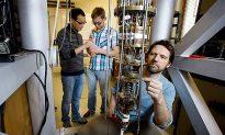 Majorana Fermions Glimpsed in Cold Nanowires?